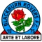 Blackburn Rovers badge / logo / crest